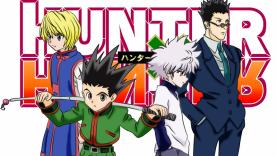 Retour timide pour Hunter X Hunter