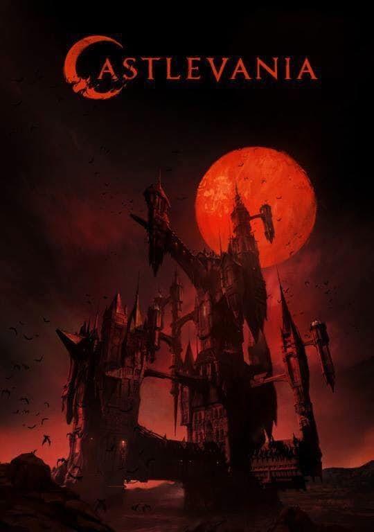 Castlevania (Netflix) : Un trailer et une date de sortie