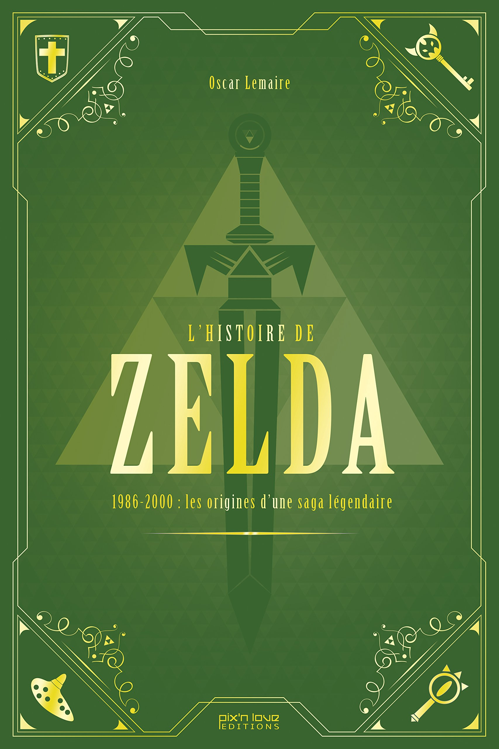 L'Histoire de Zelda (Pix'n Love) bientôt disponible
