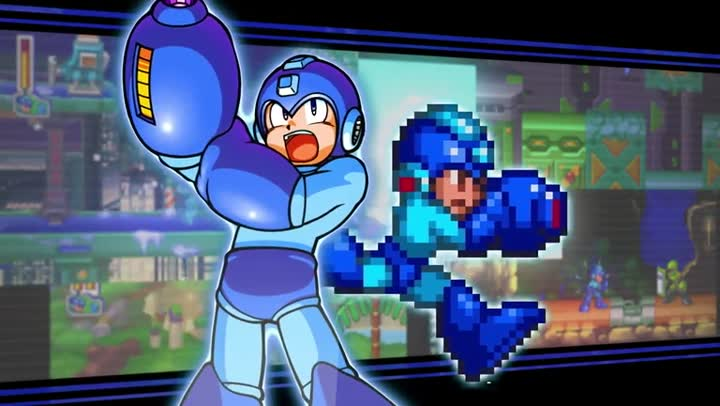 Capcom annonce Mega Man Legacy Collection 2