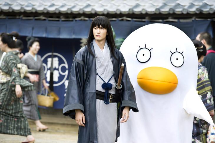 Film Gintama : les personnages présentés en vidéo