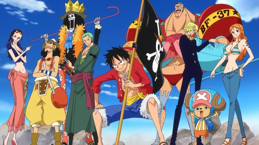 One Piece à l'assaut de Jump Force