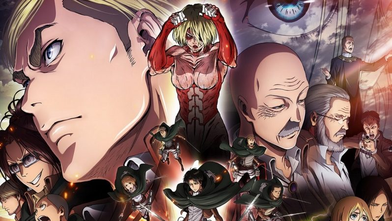 Charts anime : Shingeki no Kyojin trouve son public