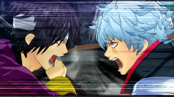 Un teaser pour Gintama PROJECT Last Game