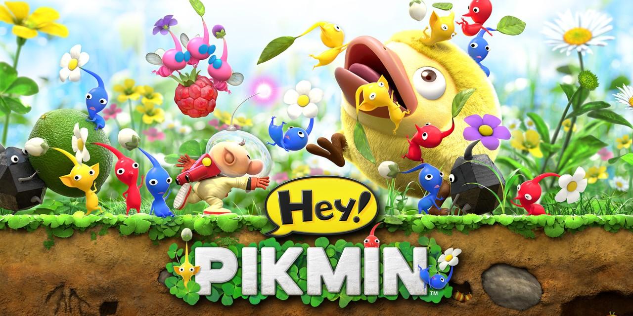 Hey! Pikmin a également droit à sa chanson