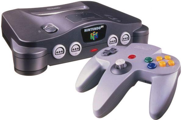 Une Nintendo 64 Mini en préparation ?