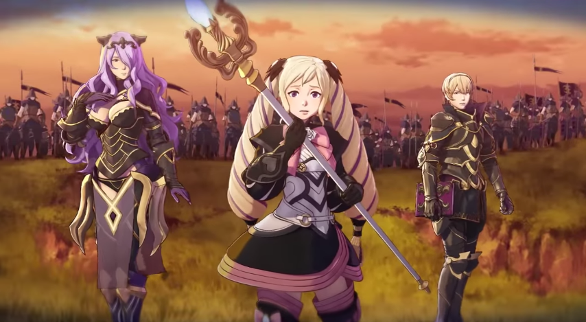 Fire Emblem Warriors n'emballe pas les japonais