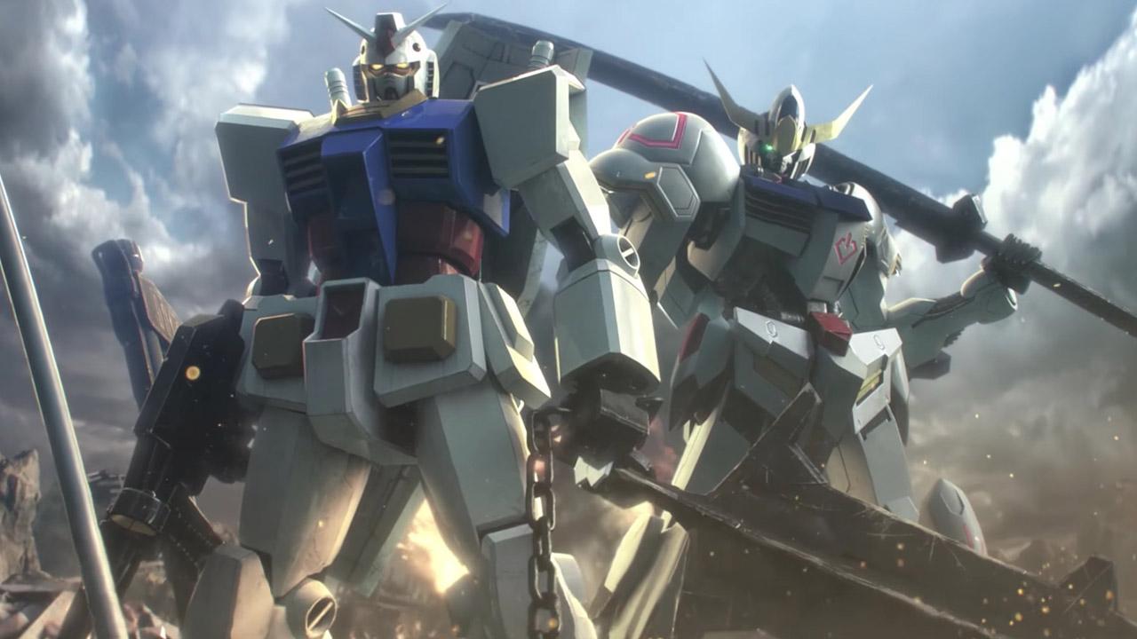 Charts Jeux Vidéo : Gundam ne fait pas décoler la PS4
