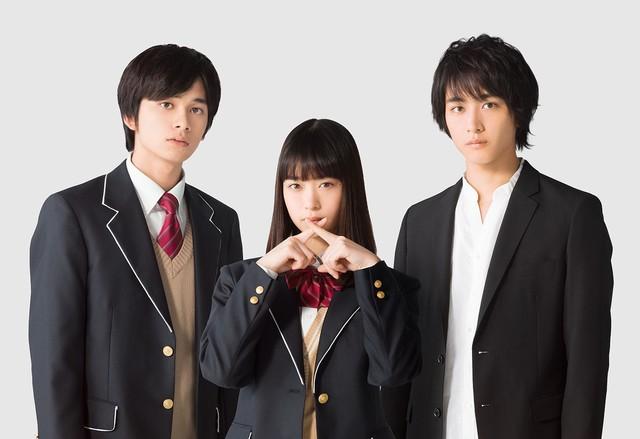 Le film Koi to Uso se dévoile en deux trailers
