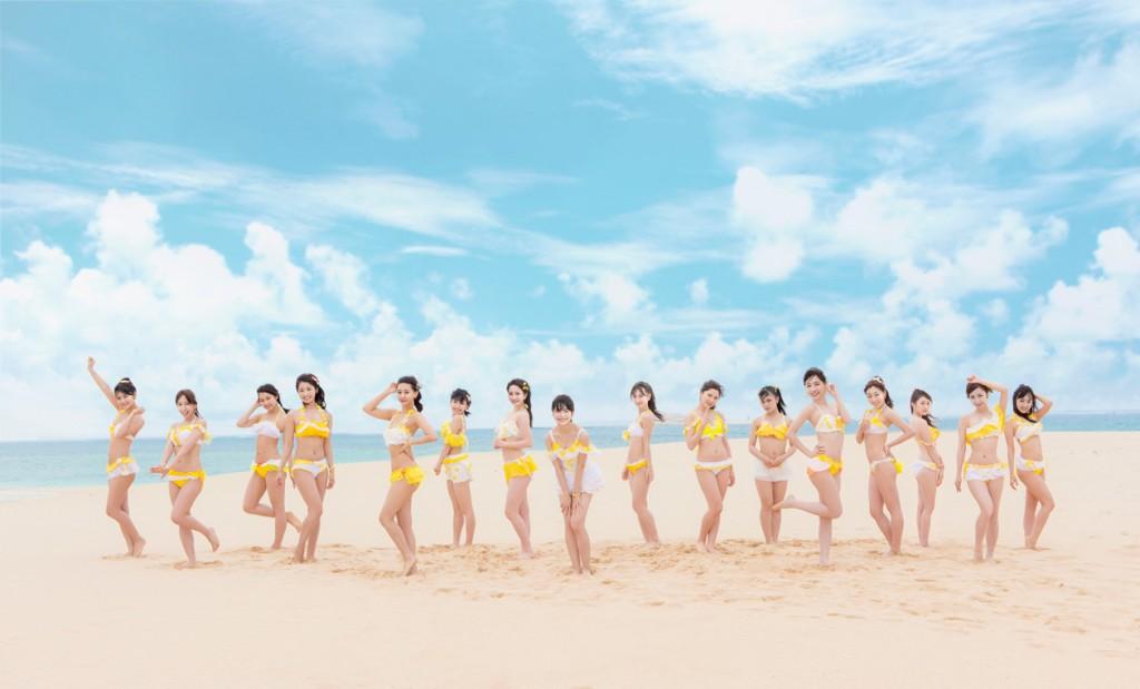 Charts J-Pop : Comme un parfum d'été