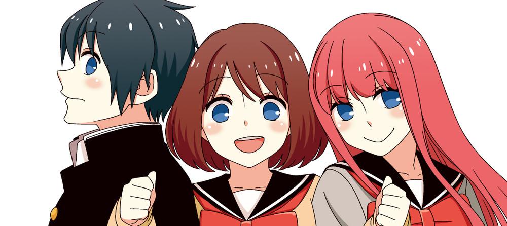 Tsuredure Children : Nos premières impressions sur l'anime