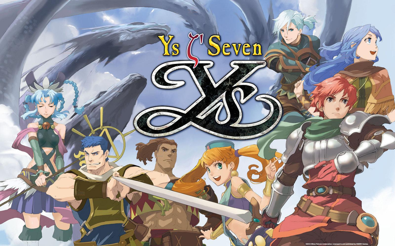Ys Seven arrive enfin sur PC