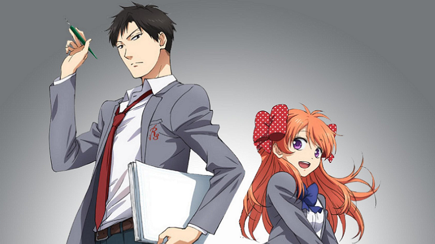Charts manga : Nozaki-kun a la côte