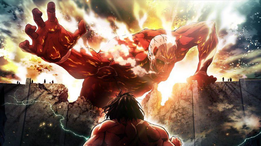 Charts manga : Ça roule pour L'Attaque des Titans