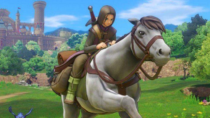 Charts jeux vidéo : La tornade Dragon Quest XI