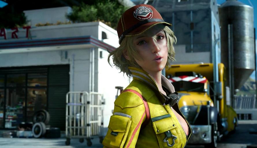 4 nouveaux épisodes en développement — Final Fantasy XV