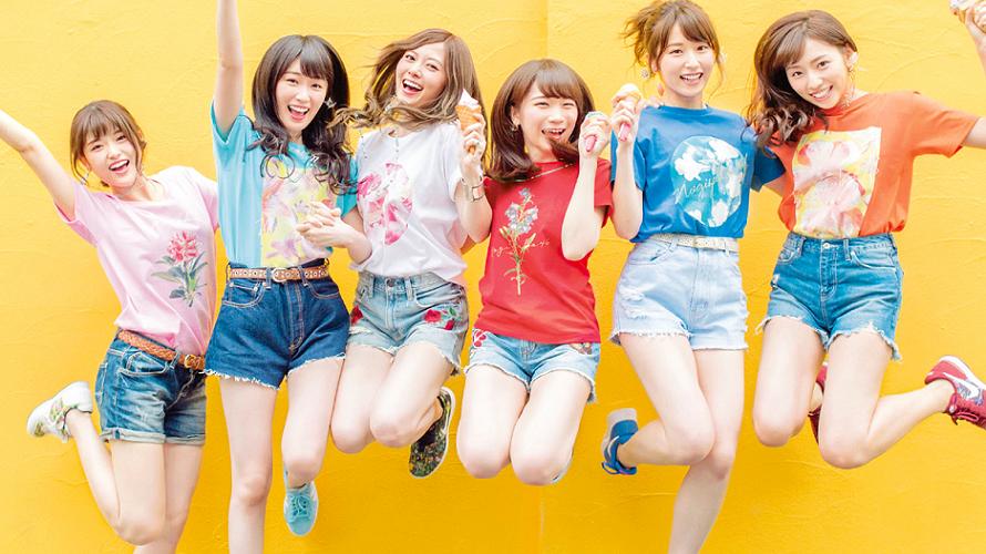 Charts J-Pop : La passe de trois pour Nogizaka46