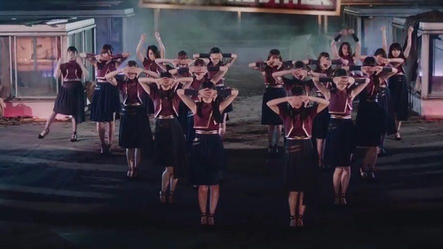 Le titre de Nogizaka46 pour Wonder Woman fait polémique