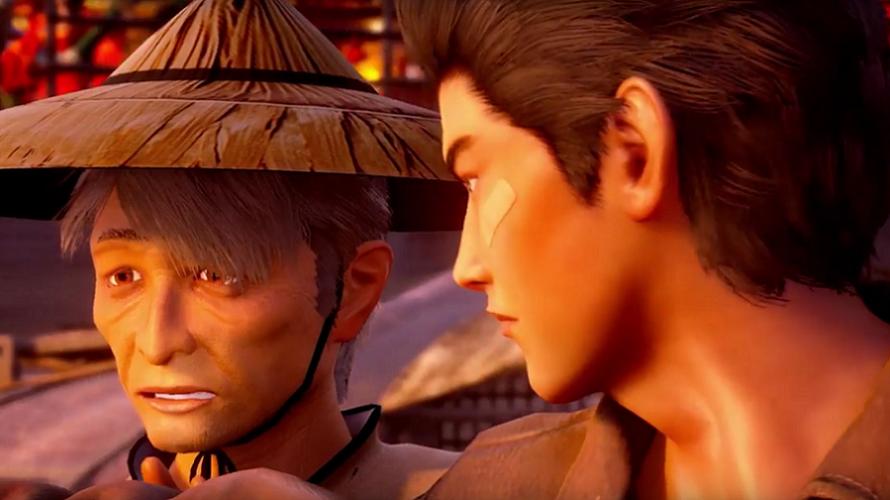Shenmue III : Le trailer qui fait (très) peur