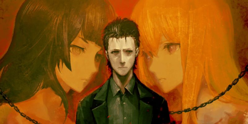 Kadokawa tease Steins;Gate World Line 2017-2018 Project