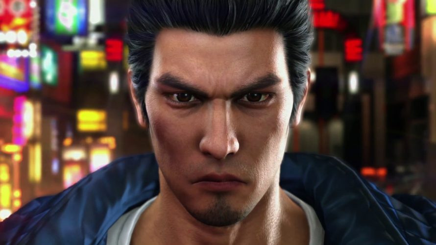 #PGW> Preview Yakuza 6 : The Song of Life (PS4)