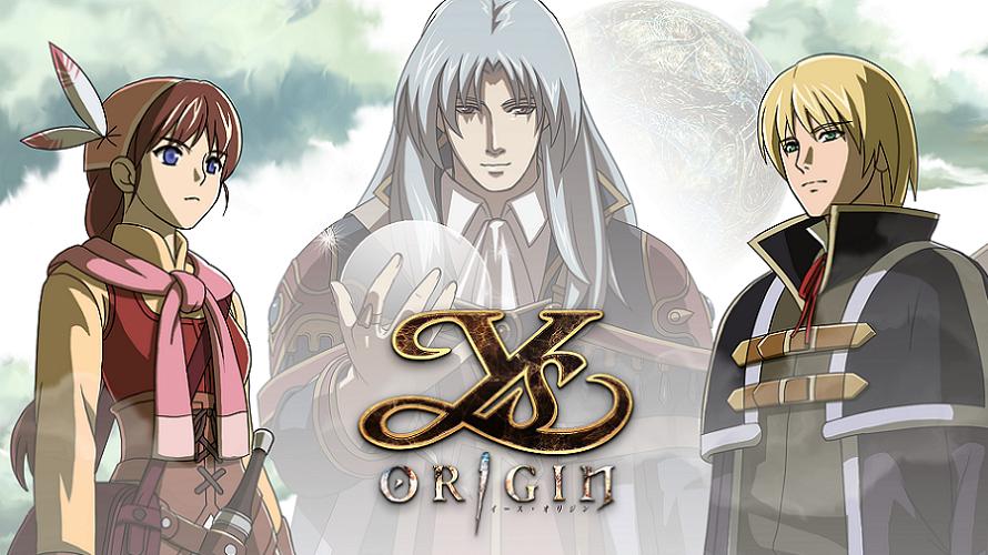 Ys Origin en version physique grâce à Limited Run Games