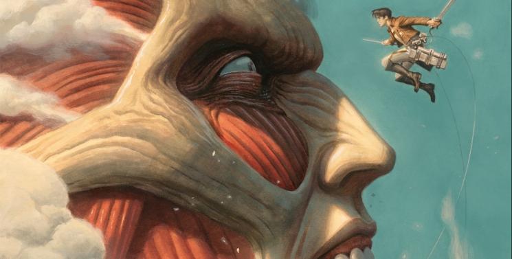 L'anthologie de L'Attaque des Titans bientôt en France !