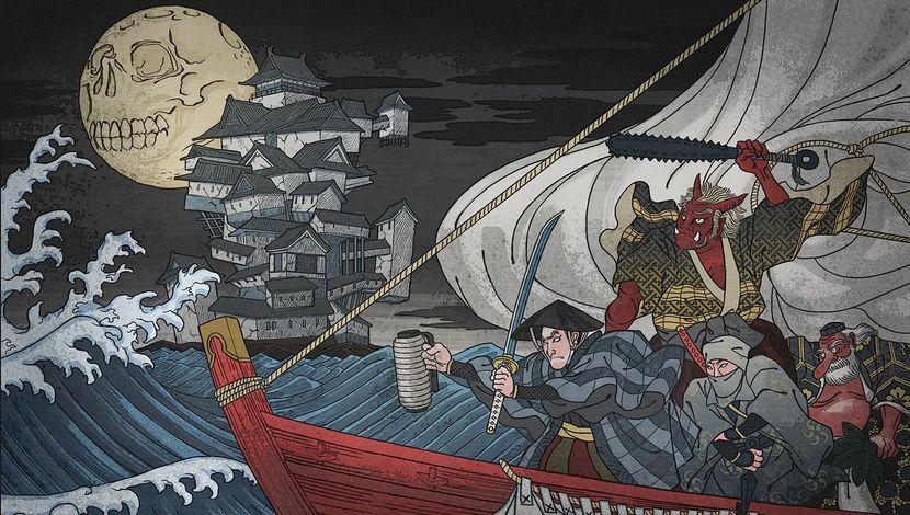 Découvrez Hyakki Castle, le jeu 100% frissons japonais