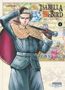 Isabella Bird, femme exploratrice tome 4