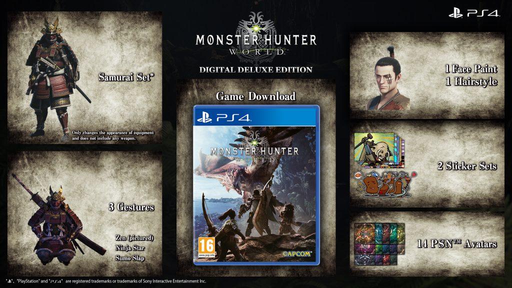 Monster Hunter World DLC