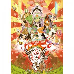 Okami HD - Artwork