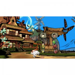 Okami HD - Screenshot 1