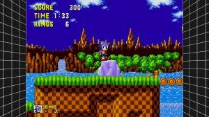 Sega Mega Drive Classics filtre HQ4X