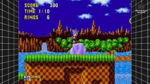 Sega Mega Drive Classics sans filtre