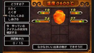 Le système de crafting de Dragon Quest XI : Echoes of an Elusive Age 3DS