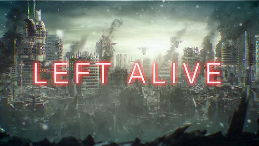 Left Alive : Le prochain projet de Square-Enix