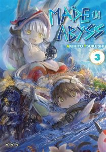 made in abyss tome 3