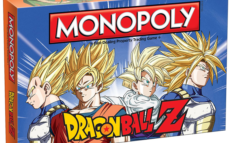 Le Monopoly Dragon Ball Z bientôt chez nous !