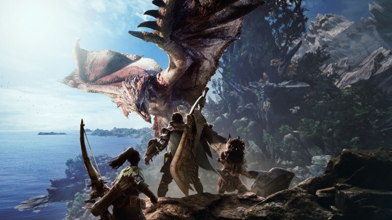 Monster Hunter World lâche son trailer et sa date de sortie