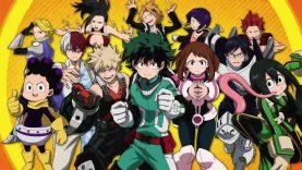 Charts manga : My Hero Academia réalise son meilleur départ au Japon