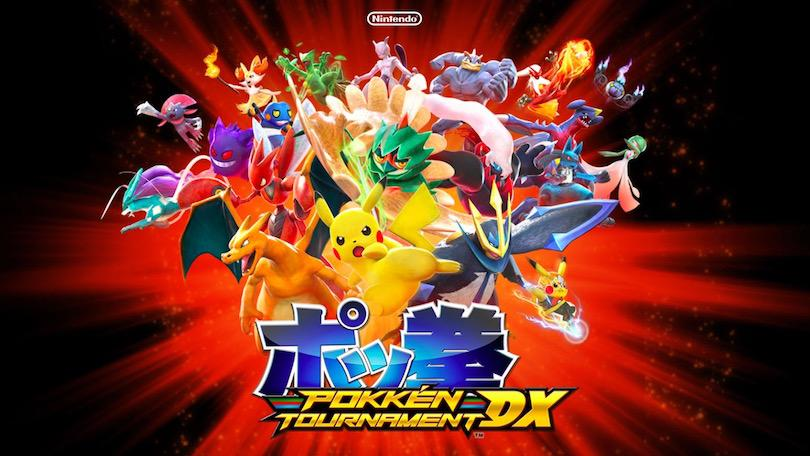 Pokken Tournament DX remporte la bataille