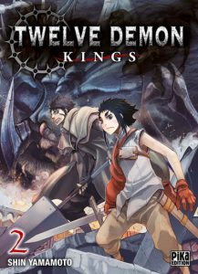 twelve demon kings tome 2
