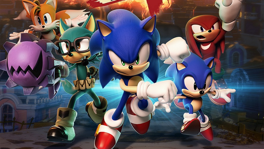 Test : Sonic Forces (PS4)