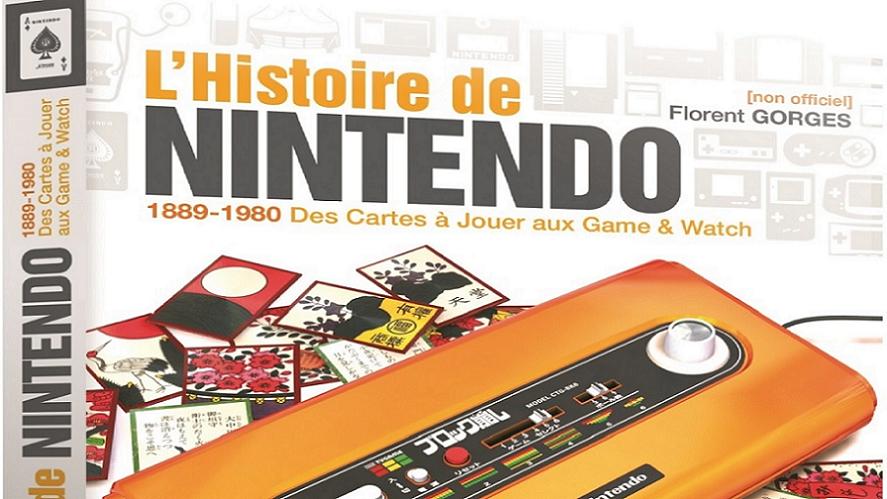 L'Histoire de Nintendo revient et il a pris du poids