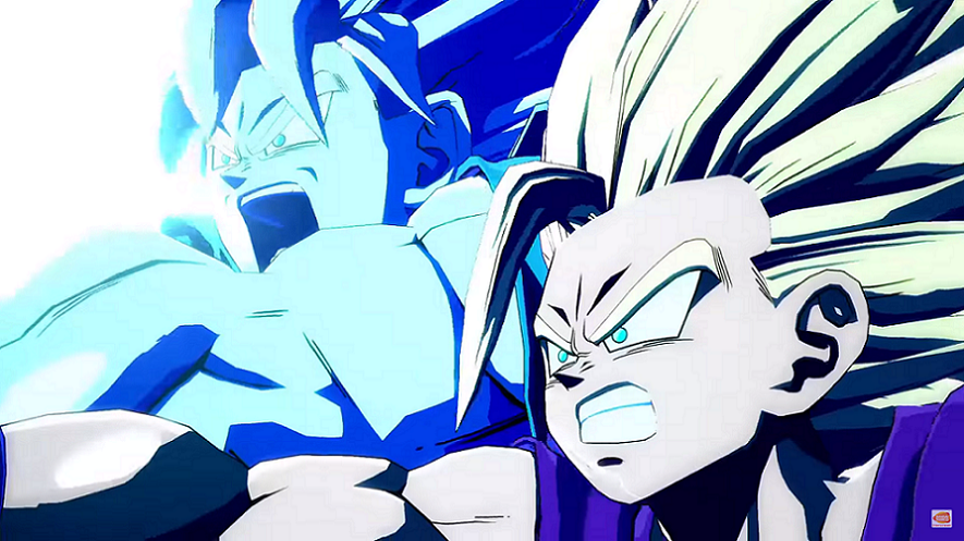 Dragon Ball FighterZ nous présente badass Gohan