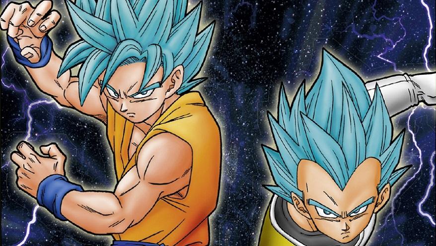 Dragon Ball Super s'offre un coffret des tomes 1&2