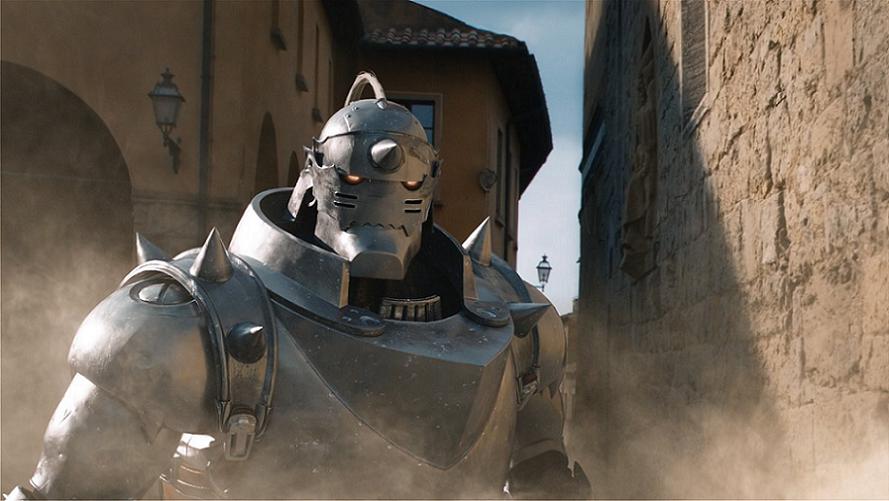 Fullmetal Alchemist fait une entrée sans éclats au box-office