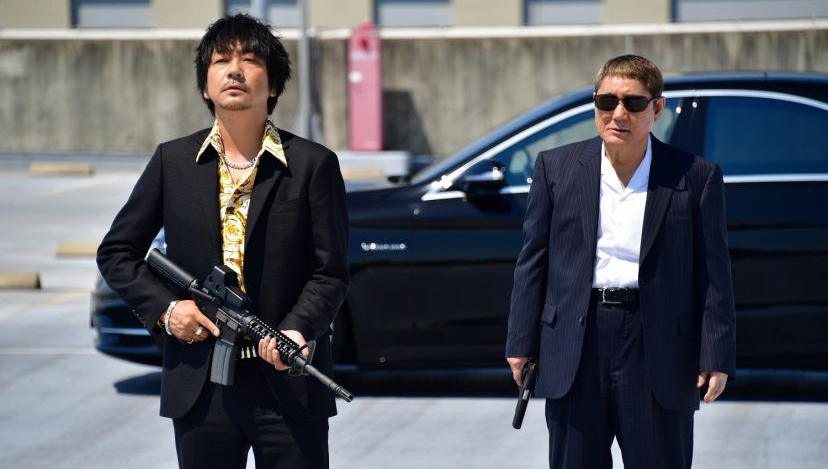 Kitano domine outrageusement le box office
