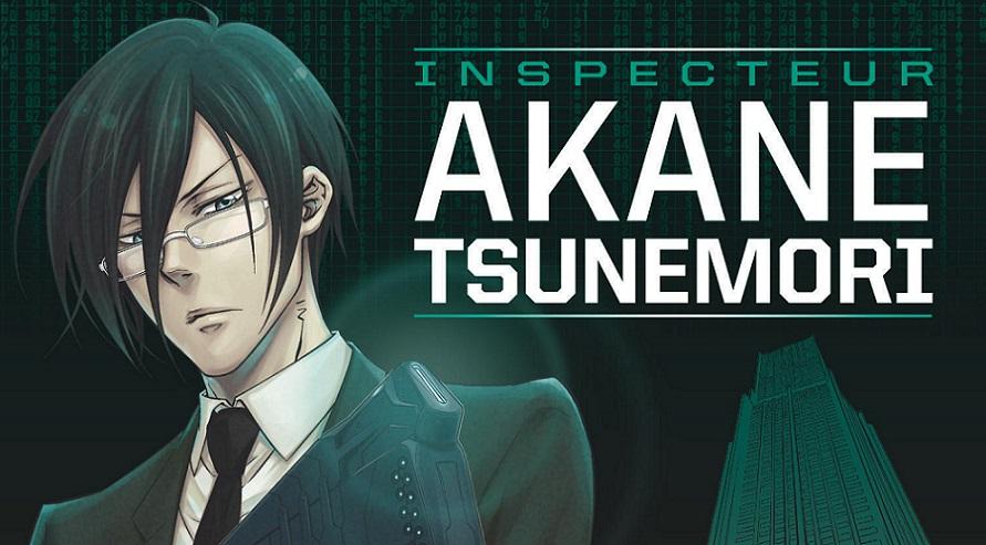 Critique : Inspecteur Akane Tsunemori (Tome 2)