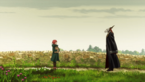 The Ancient Magus Bride anime chisé elias